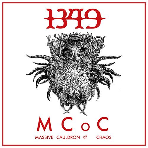 1349 - Massive Cauldron Of Chaos LP