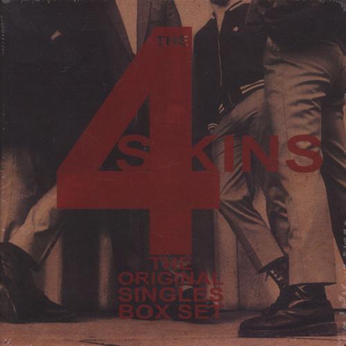 4 Skins - Original Singles EP