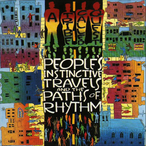 A Tribe Called Quest - People's Instinctive Travels And The Paths... LP