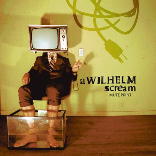 A Wilhelm Scream - Mute Print CD