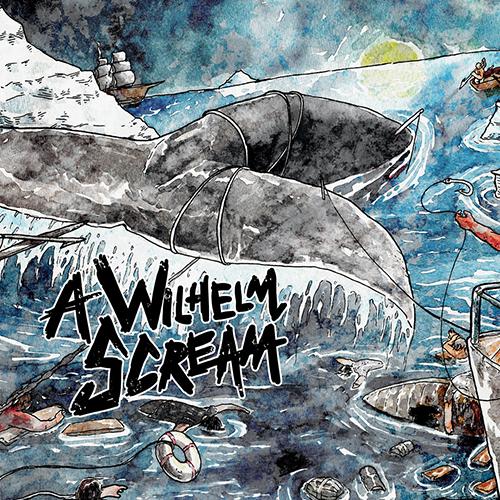 A Wilhelm Scream - Partycrasher LP