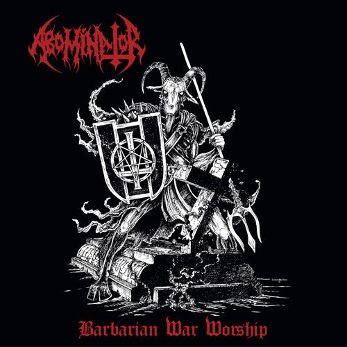Abominator - Barbarian War Worship CD