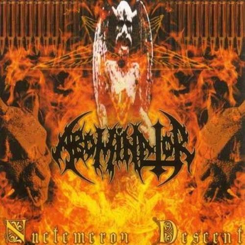 Abominator - Nuctemeron Descent LP