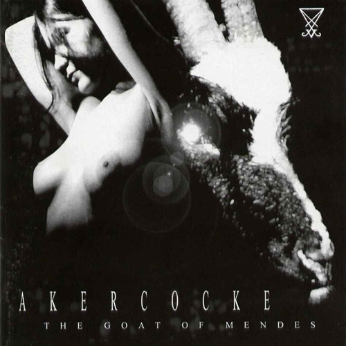 Akercocke - Goat Of Mendes CD