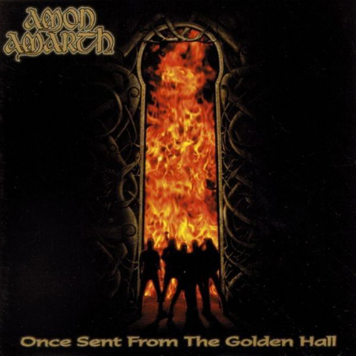 Amon Amarth - Once Sent From The Golden Hall 2xLP