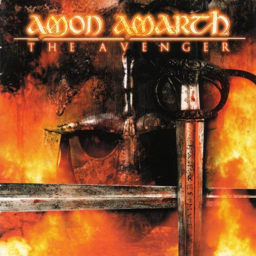 Amon Amarth - The Avenger 2xLP