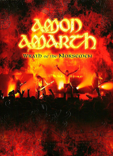 Amon Amarth - Wrath Of The Norsemen (3xDVD) DVD