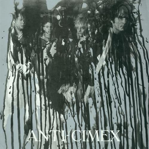 Anti Cimex - Self Titled LP