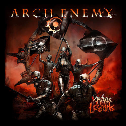 Arch Enemy - Khaos Legions CD