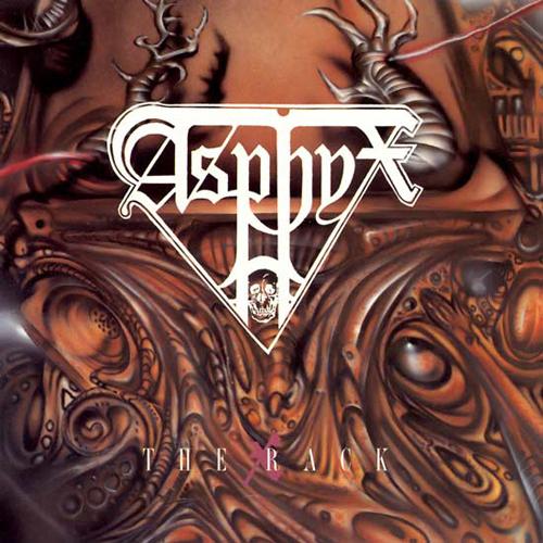 Asphyx - The Rack CD