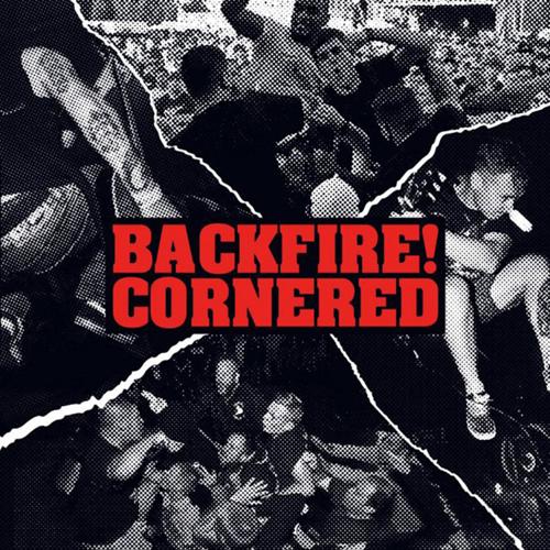 Backfire - Split EP