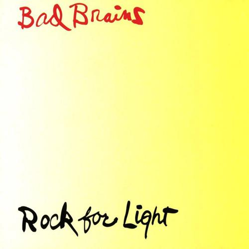 Bad Brains - Rock For Light CD
