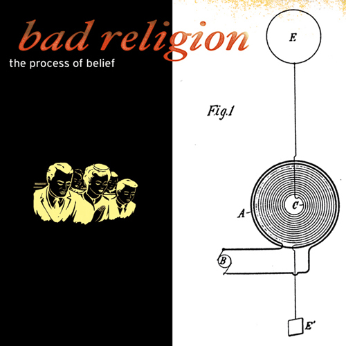 Bad Religion - The Process Of Belief CD
