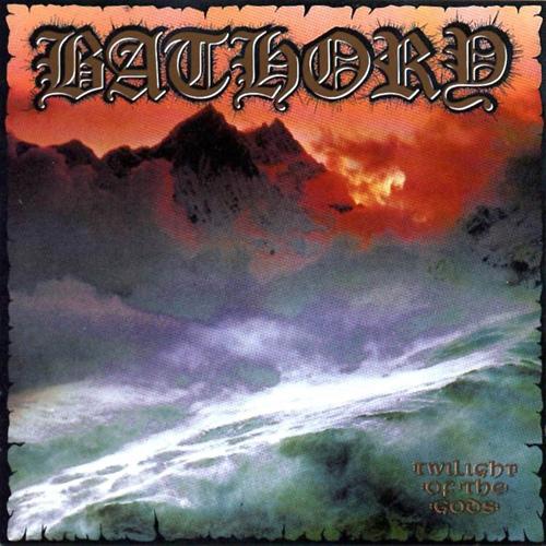 Bathory - Twilight Of The Gods 2xLP
