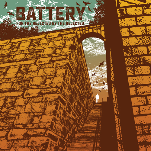 Battery - For The Rejected By The Rejected LP