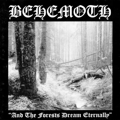 Behemoth - And The Forests Dream Eternally CD