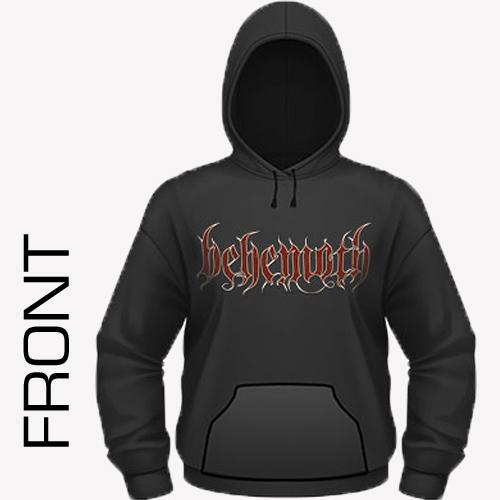 Behemoth - Christ Hooded Sweater