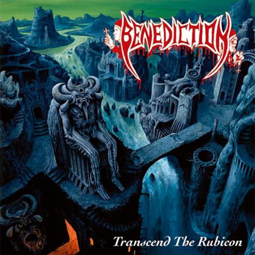 Benediction - Transcend The Rubicon (gold-orange vinyl) 2xLP