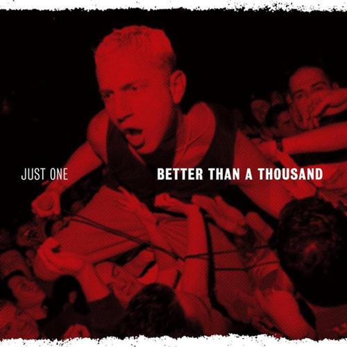 Better Than A Thousand - Just One LP
