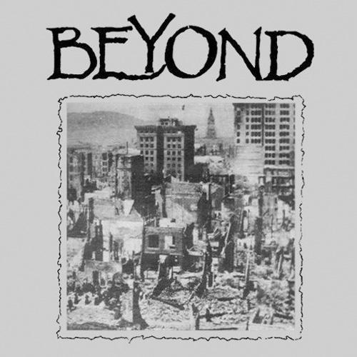 Beyond - No Longer At Ease LP