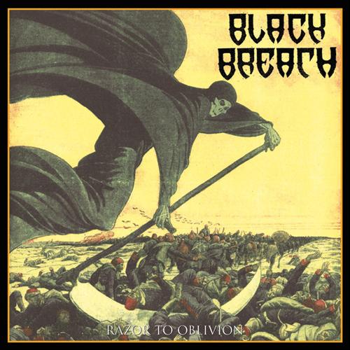 Black Breath - Razor To Oblivion CD
