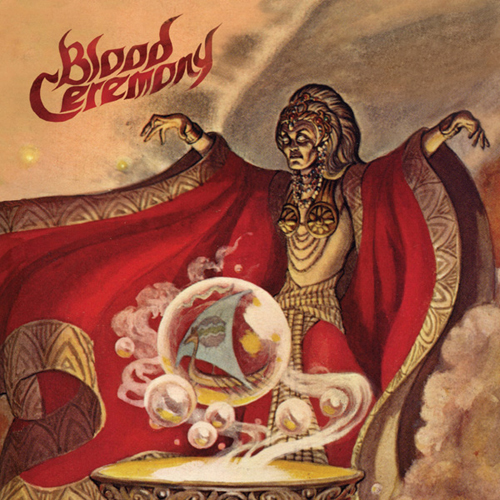 Blood Ceremony - Self Titled CD