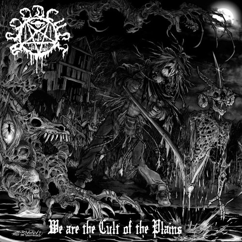 Blood Cult - We Are The Cult Of The Plains CD