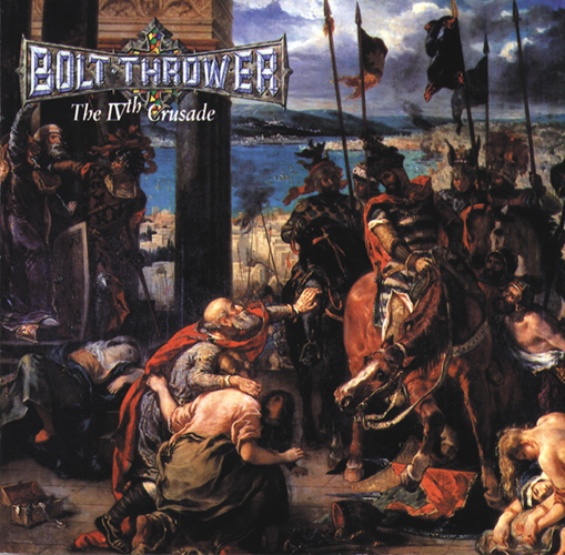 Bolt Thrower - The IVth Crusade CD