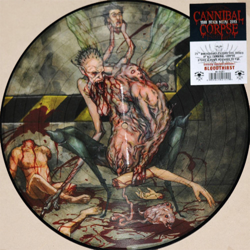 Cannibal Corpse - Bloodthirst (picture disc) LP