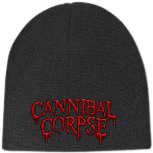 467fbae065a Cannibal Corpse - Logo Beanie