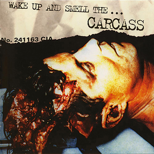 Carcass - Wake Up And Smell 2xLP