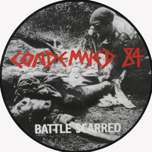 Condemned 84 - Battle Scarred LP