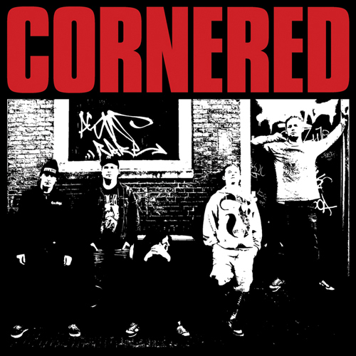 Cornered - Fuck Off EP