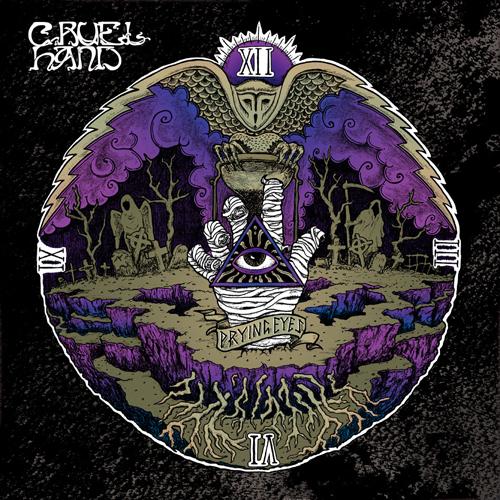 Cruel Hand - Prying Eyes CD