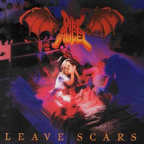 Dark Angel - Leave Scars CD