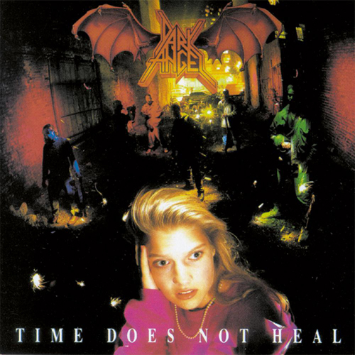 Dark Angel - Time Does Not Heal CD