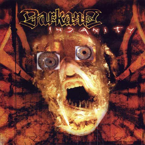 Darkane - Insanity CD