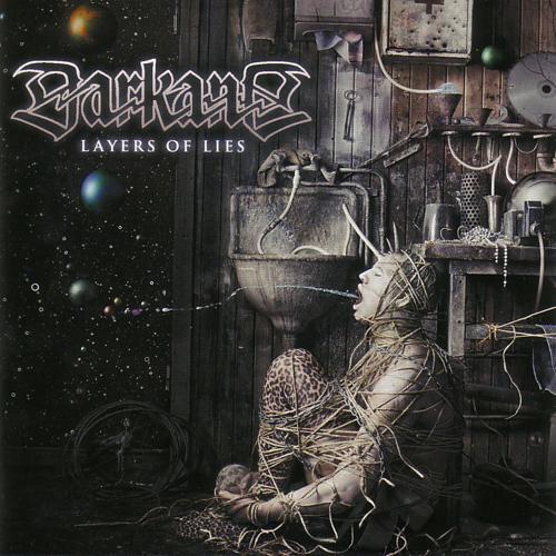 Darkane - Layers Of Lies CD