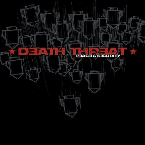 Death Threat - Peace & Security LP