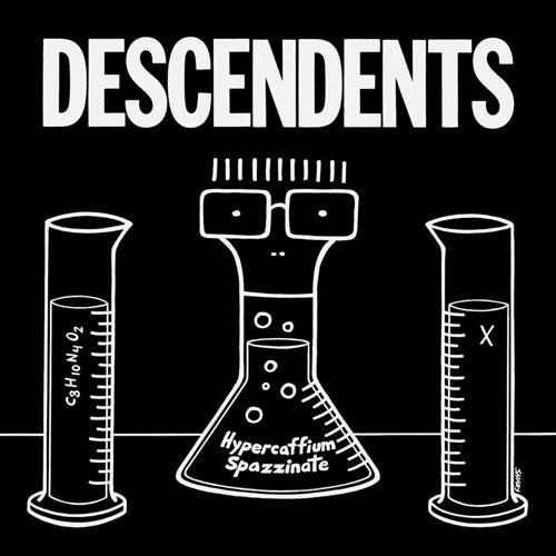Descendents - Hypercaffium Spazzinate LP