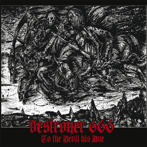 Destroyer 666 - To The Devil His Due CD