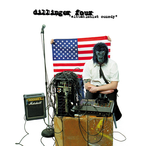 Dillinger Four - Situationist Comedy CD
