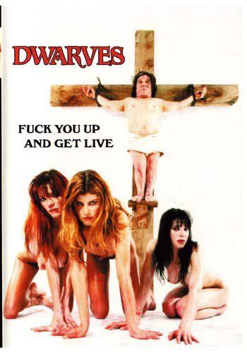 Dwarves - Fuck You Up And Get Live DVD