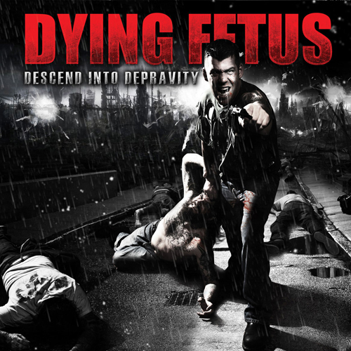 Dying Fetus - Descend Into Depravity LP