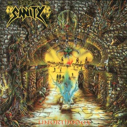 Edge Of Sanity - Unorthodox LP