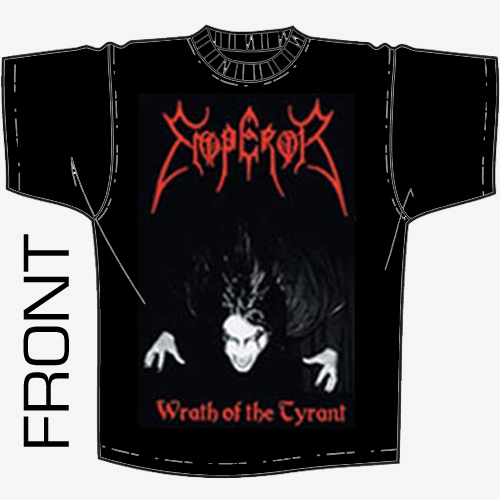 Emperor - Wrath Of The Tyrant Shirt