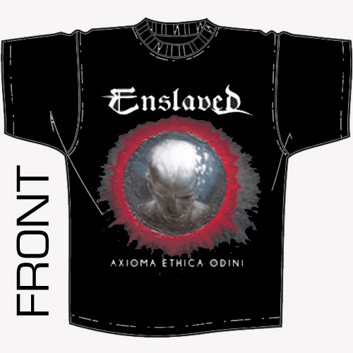 Enslaved - Axioma Ethica Odini Shirt