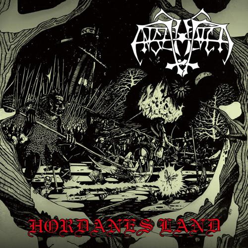 Enslaved - Hordanes Land (re-issue) LP