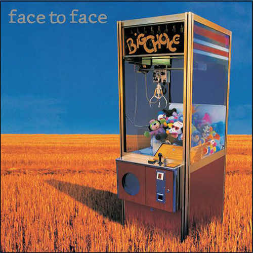 Face To Face - Big Choice (re-issue) LP