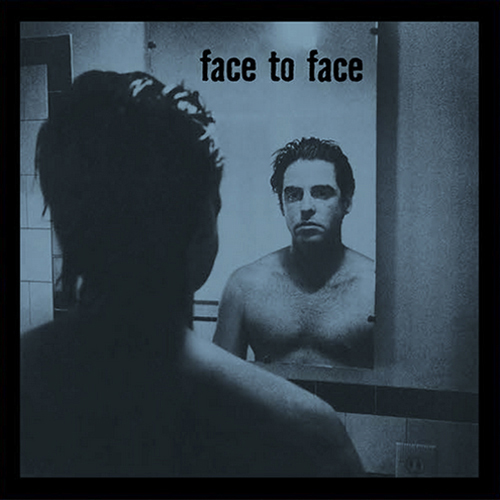 Face To Face - Self Titled (re-issue) LP